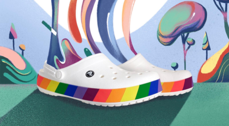DIGITAL PROJECT – CROCS PRIDE